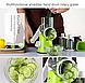Овощерезка мультислайсер для овощей и фруктов Kitchen Master, фото 6