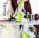 Овощерезка мультислайсер для овощей и фруктов Kitchen Master, фото 4