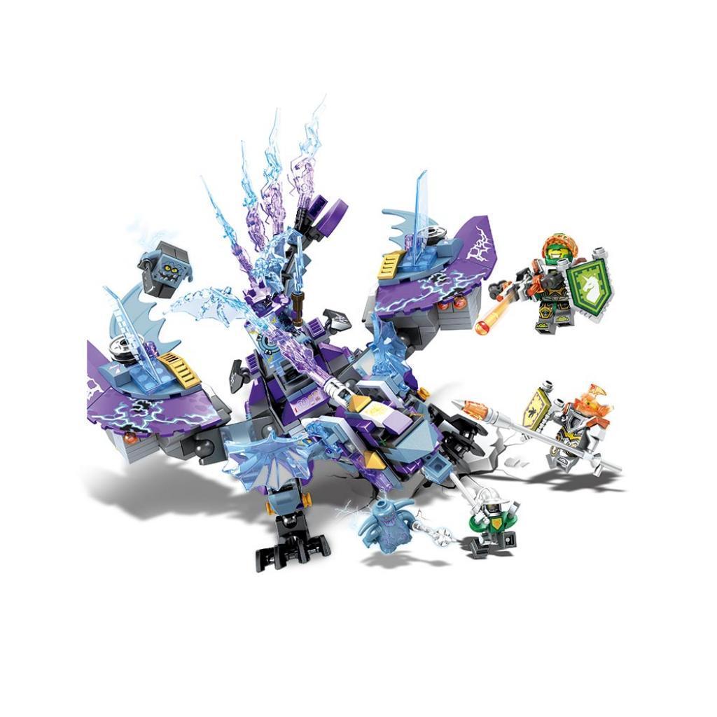 """JVToy """"Літаюча Горгулия"""", серія """"Нові лицарі"""", 11006"""
