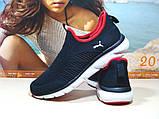 Мужские кроссовки Puma R  синие 43 р., фото 4
