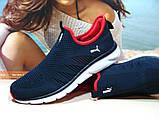 Мужские кроссовки Puma R  синие 43 р., фото 7