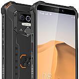 Смартфон OUKITEL WP5 pro колір помаранчевий (екран 5.5 дюймів; пам'яті 4/64; ємність акб 8000mAh), фото 3