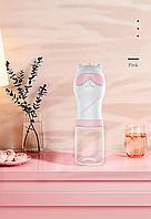 Пляшка для напування тварин FIDA Travel Cup( рожева ), фото 1