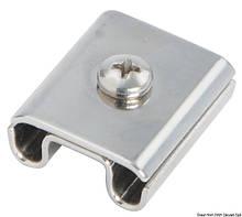 Пластина для з'єднання кошика кранцев Osculati 33.208.10