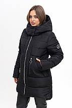 Зимняя удобная курточка рр 46-58, фото 2