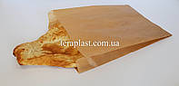 Бумажный пакет саше для выпечки бурые 220*60*340