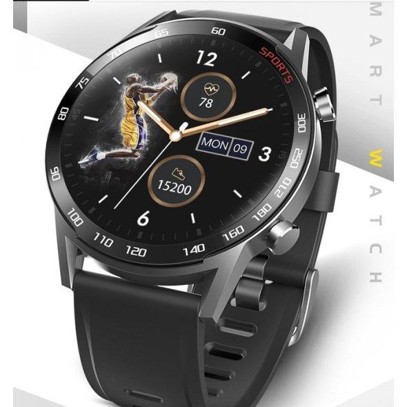 Умные часы Smart California PRO Black