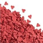 """Посыпка """"Сердца красные """" 750г.(код 01727)"""