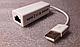 Сетевая карта USB LAN адаптер сетевой ethernet RJ45 win7 8 10 мережева, фото 4