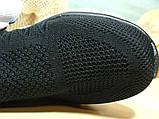 Мужские кроссовки Puma R (реплика) черно-белые 41 р., фото 8