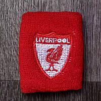 Напульсник Ливерпуль красный
