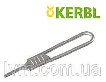 Ручка скальпеля №4 СКЛАДНАЯ ВЕТ (к лезвиям №18 - №36) KERBL (Германия)