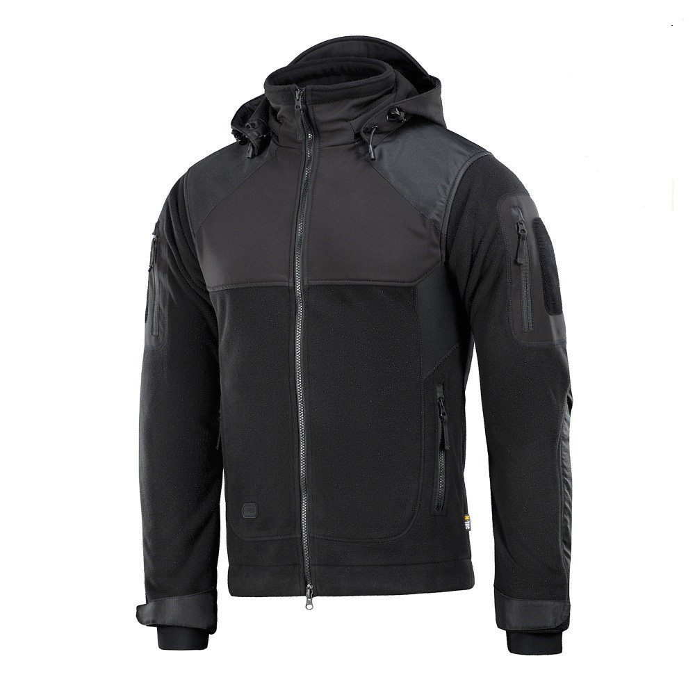 M-Tac куртка Norman Windblock Black Fleece