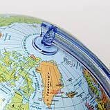 Глобус школьный политический Glowala 220 мм (укр.) 540215, фото 2