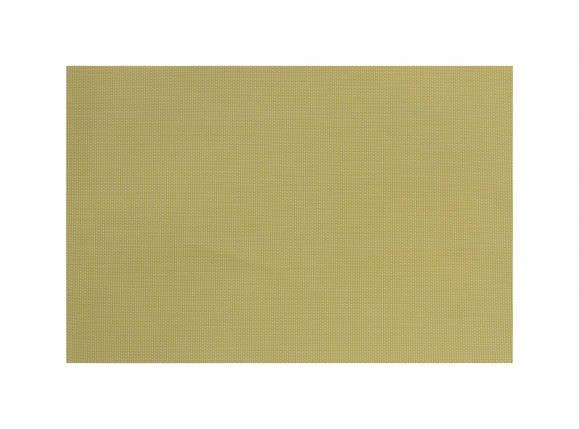 Килимок для гарячого однотонний PDL КВ099-5/1 Жовтий, фото 2
