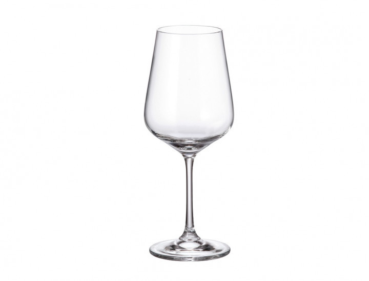 Бокалы для вина Bohemia Strix (Dora) 1SF73/00000/450 450 мл 6 шт