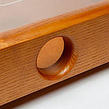 Копилка для винных пробок BST PRK-54 38х28 см. Кран орех, фото 2