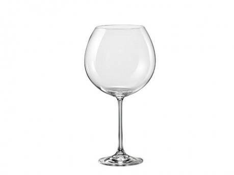 Бокалы для вина Bohemia Grandioso 40783/710 710 мл 2 шт, фото 2