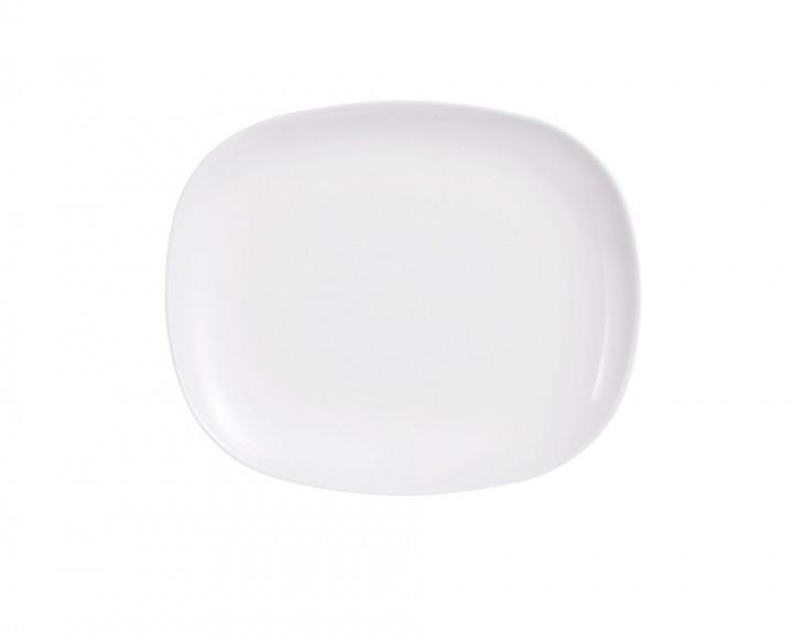 Блюдо овальное Luminarc SWEET LINE White E8007 35х24 см