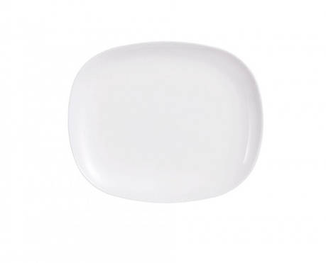 Блюдо овальное Luminarc SWEET LINE White E8007 35х24 см, фото 2