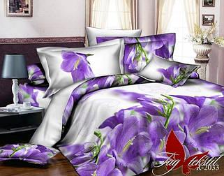 Полуторные постельные комплекты из ранфорса