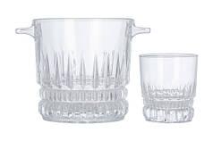 Набор стаканы + ведро для льда Luminarc IMPERATOR P6008 7 предметов