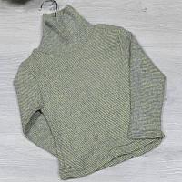 Трикотажний Гольф (ангора), для дітей від 1 до 4 роки (4 од в уп), Оливковий