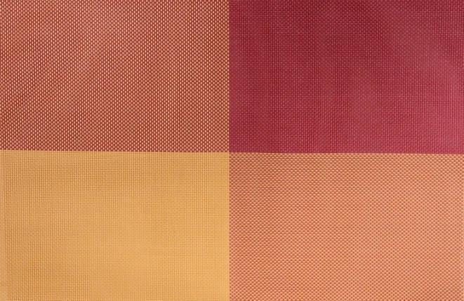 Коврик для горячего 4 цвета PDL Sets FK-02 Оранжевый, фото 2