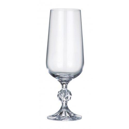 Келихи для вина Bohemia Klaudie 4S149/00000/280 280 мл 6 шт