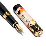 Перьевая ручка PICASSO 80 137 мм чёрная, фото 2