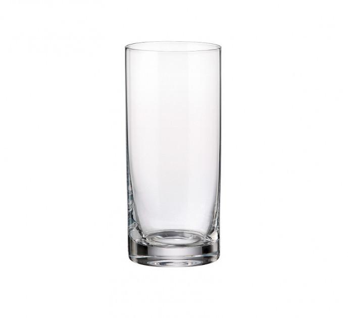 Стаканы для сока и воды Bohemia Larus 2S001/00000/350 350 мл 6 шт