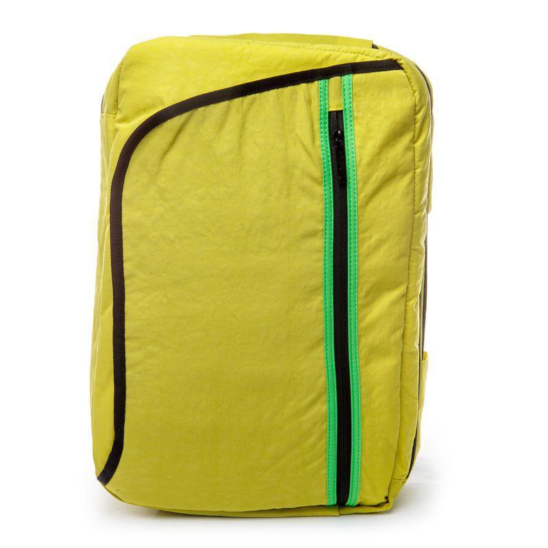 Рюкзак городской для ноутбука Солнце BST 320016 29х12х45 см. желтый