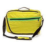 Рюкзак городской для ноутбука Солнце BST 320016 29х12х45 см. желтый, фото 7