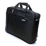 Рюкзак - сумка городской BST 430014 30х10х42 см. черный, фото 2