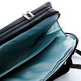 Рюкзак - сумка городской BST 430014 30х10х42 см. черный, фото 4