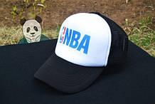 Кепка Тракер чорна NBA (люкс копія)