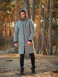 Чоловіча куртка. Чоловіча парку. Пуховик., фото 2