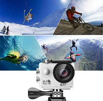 Видео- и экшн-камеры