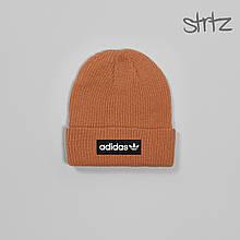 Шапка Адидас (Adidas) демисезон (осень-зима)