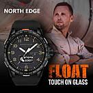Часы North Edge Float 5 bar Black, фото 2