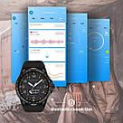 Часы North Edge Float 5 bar Black, фото 4