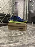 Мужские кроссовки Reebok Zig Kinetica Conor McGregor Blue, кроссовки рибок зиг кинетика, кросівки Reebok Conor, фото 7