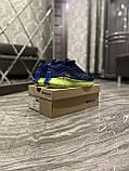 Мужские кроссовки Reebok Zig Kinetica Conor McGregor Blue, кроссовки рибок зиг кинетика, кросівки Reebok Conor, фото 8