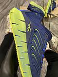 Мужские кроссовки Reebok Zig Kinetica Conor McGregor Blue, кроссовки рибок зиг кинетика, кросівки Reebok Conor, фото 3