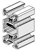 Станочный алюминиевый профиль Bosch REXROTH 30х60