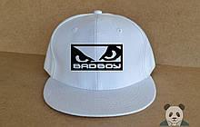 Снепбек Бід бій, чоловіча кепка Bad Boy, брендовий реперка