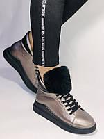 Женские осенние ботинки. На плоской подошве. Lonza. Р.37.38.39.40.Vellena, фото 2