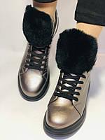 Женские осенние ботинки. На плоской подошве. Lonza. Р.37.38.39.40.Vellena, фото 7