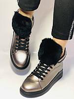 Женские осенние ботинки. На плоской подошве. Lonza. Р.37.38.39.40.Vellena, фото 6