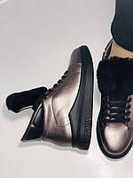 Женские осенние ботинки. На плоской подошве. Lonza. Р.37.38.39.40.Vellena, фото 10